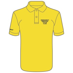 Emergency Services Cycle Club Cool Polo