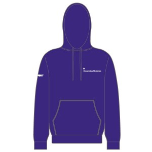 University of Brighton Hoodie