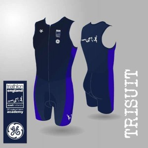 East Midlands Region Men's Tri Suit