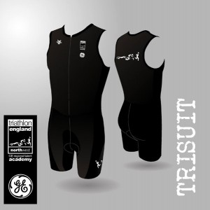 North West Region Men's Tri Suit