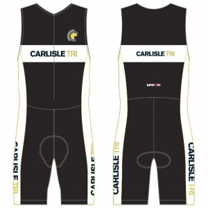 Carlisle Tri Men's Tri Suit with Pockets