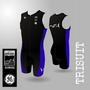West Midlands Region Ladies Tri Suit