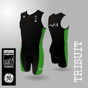 South West Region Ladies Tri Suit