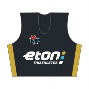 Eton Tri Club Ladies Crop Top - no Pocket
