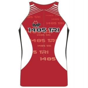 1485 Tri Club Men's Tri Top with Pocket